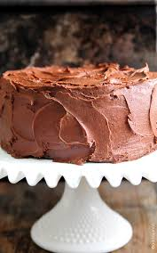 Wedding Cake No Icing Perfect Chocolate Buttercream Frosting Recipe Add A Pinch