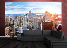 wall mural new york skyline mural decoration sunset manhattan wall mural new york skyline mural decoration sunset manhattan penthouse panorama view usa decoration america big apple i paperhanging wallpaper poster wall
