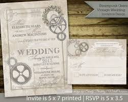 steunk wedding invitations steunk wedding invitation wording 100 images wedding