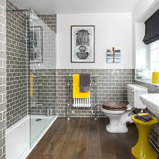 Yellow And Grey Bathroom Ideas Bathroom Ideas To Make The Most Of Bright Colours Yellow