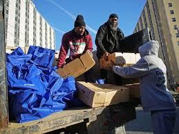 delaware thanksgiving food drive 5 000 turkeys