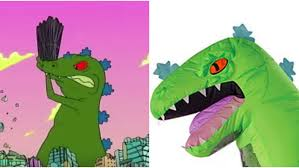 where to get the u0027rugrats u0027 reptar halloween costume because you