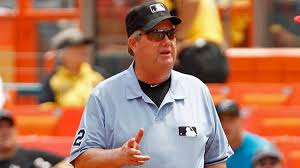 Joe Banister Umpire Joe West Suspended 3 Games For Comments About Adrian Beltre