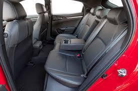 hatchback cars interior 2017 honda civic hatchback first drive review motor trend