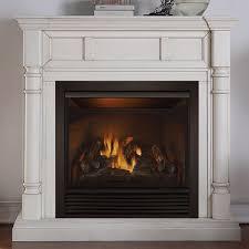gas fireplace ventless binhminh decoration