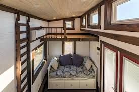 Tiny House by Full Build Services From An Rvia Certified Tiny House Builder