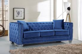 Are Chesterfield Sofas Comfortable by Everly Quinn Creekside Velvet Chesterfield Sofa U0026 Reviews Wayfair