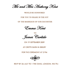wedding invitation wording in wedding invitation wording etiquette