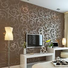wallpapers in home interiors get your wallpaper through the magazines for home interior design