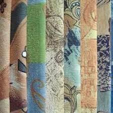 Sofa And Curtain Fabrics Designer Sofa Clothes Retailer From Rajkot - Cloth sofas designs