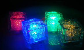 light up cubes 2018 led light up glow cubes wedding party centerpieces decor