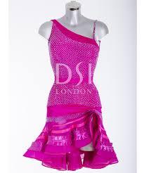 392202 hawaiian pink latin dress latin dresses for sale dance