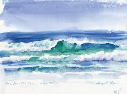 25 trending watercolor landscape tutorial ideas on pinterest
