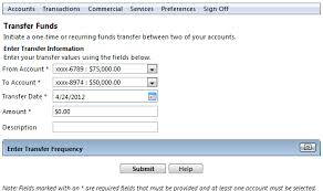 Planters Online Banking by Fundstransfer Png