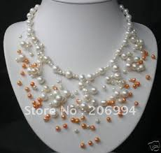 new fashion necklace designs images Buy new arrive design fancy charming white yellow jpg