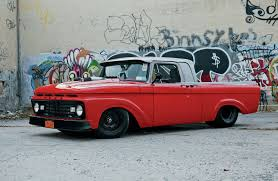 Old Ford Truck Gallery - 1963 ford f100 uni bad