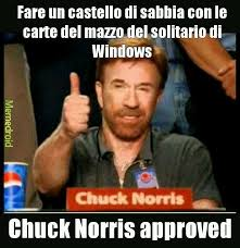 Approved Meme - chuck norris approved meme by derpina8 memedroid