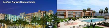 34 hotels near sanford amtrak station fl