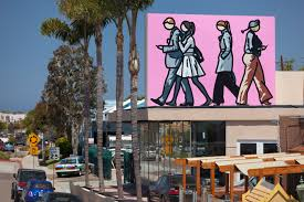 fashion week san diego guide to lovely la jolla chic murals of la jolla can be found throughout la jolla including this one by