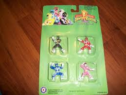 power rangers cake toppers free power rangers mini figures cake toppers new moc