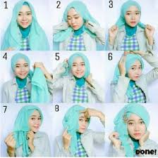 tutorial hijab paris ke pesta new tutorial hijab paris buat ke pesta