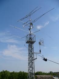 tralicci per radioamatori adsl a maserada sul piave