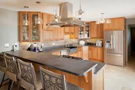 Small Kitchen With Island Design with Peninsula Kitchen Designs Peninsula Kitchen Designs And Small