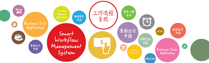 smart workflow management system canon hongkong company limited