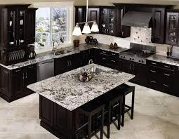 Black And Oak Kitchen Cabinets - cream kitchen ideas dark brown kitchen cabinet dark dining chairs