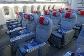 Norwegian Air Route Map by Review Norwegian Air 787 Premium Class New York To Oslo