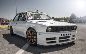 Bmw I8 Drift - bmw e30 white drift car hd wallpaper