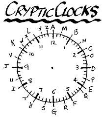 cryptic clocks