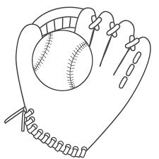baseball diamond coloring page coloring page