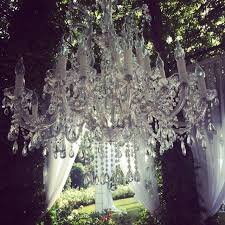 Party Chandelier Decoration by 20 Best Wedding Chandelier Rentals Images On Pinterest Crystal