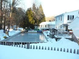 backyard rinks bring new meaning to u0027home ice u0027 news metrowest