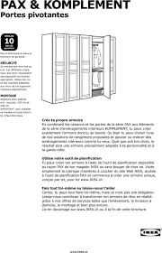 Montage Porte Coulissante Armoire Ikea by