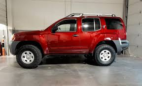 lifted nissan frontier 2015 nissan xterra 2