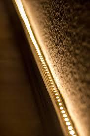 Indirekte Beleuchtung Wohnzimmer Wand Bauanleitung Led Streifen Indirekte Wandbeleuchtung Selbstgemacht
