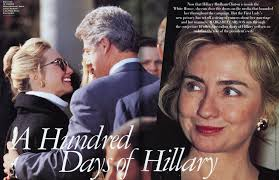 where does hillary clinton live looking back at hillary u0027s first 100 days as first lady vanity fair