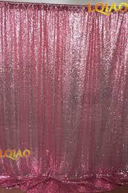 backdrop fabric 1pc pink gold sequin curtain w125xl300cm shimmer sequin fabric