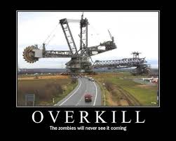 Overkill Meme - image 590995 overkill know your meme