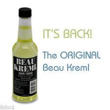 jeris hair tonic history kreml hair tonic ebay