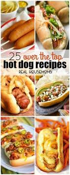 Gourmet Hot Dogs by Region Chicago Seattle and More