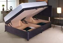 Single Ottoman Bed Vogue 3ft Single Ottoman Bed Base Choice Of Colours By Vogue Beds