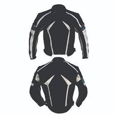 white motorbike jacket leather wear motorbike jackets