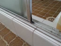 view topic replace rubber seals on glass sliding door and shower