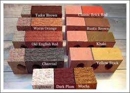 brick stain and masonry staining from dyebrick brick coloring
