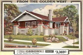 Sears Kit House Plans by The Sears Osborn And Oriental Peaks Oklahoma Houses By Mail