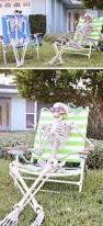 Halloween Skeleton Decoration Ideas by Crazy Halloween Decorations Itsday Club