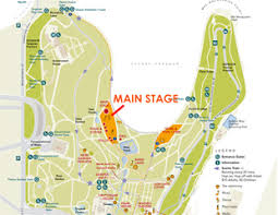 Royal Botanical Gardens Melbourne Map Entertainment At The Royal Botanical Gardens Sydney